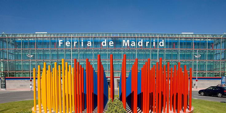 ENVIFOOD meeting point en la Feria de Madrid