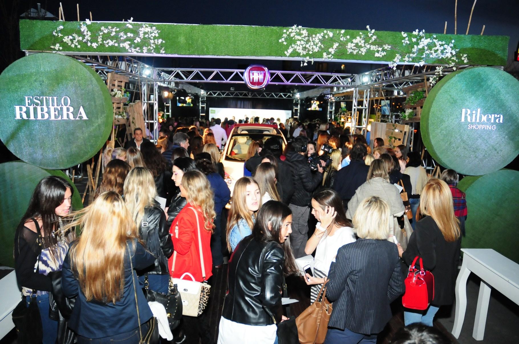 Fiat es main sponsor del Fashion Tour organizado en los shoppings del interior