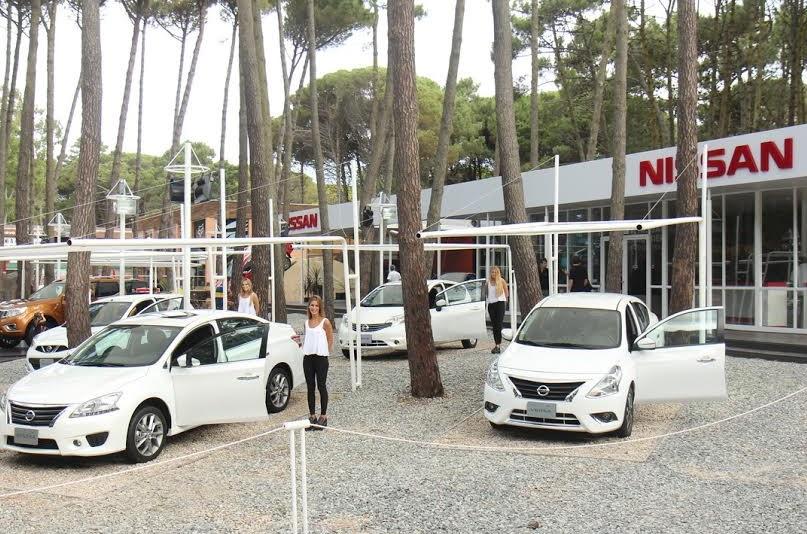 Nissan celebra el verano en Cariló