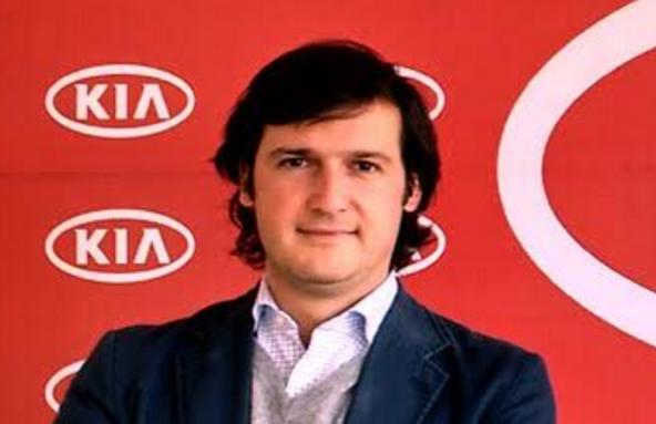 Nuevo gerente general de Kia Argentina
