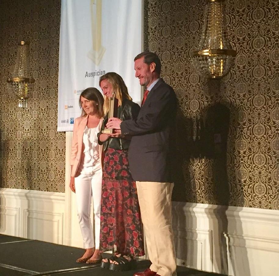 """Techint ganó Premio Eikon de Oro en la categoría """"Relaciones con la Comunidad/RSE"""""""