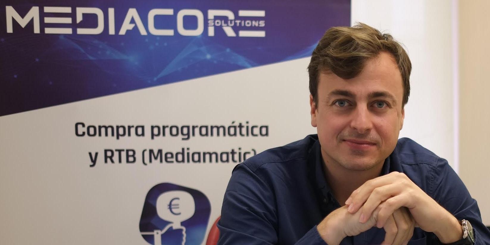 Nuevo director general de Mediacore Solutions