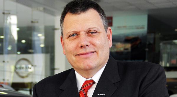 Nuevo vicepresidente divisional de Ventas y Mercadeo de Nissan América Latina