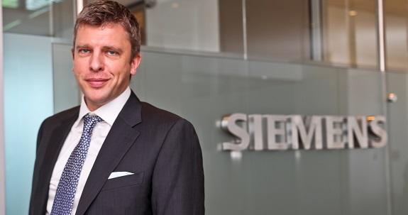 Siemens designó nuevo CFO