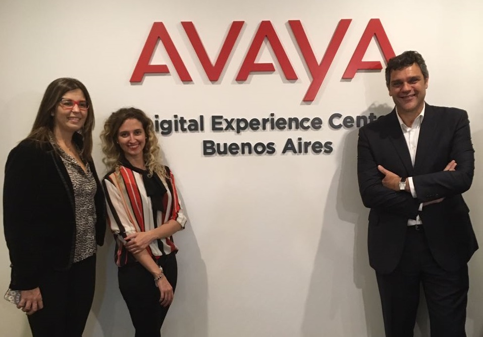 Avaya inaugura su Digital Experience Center en Buenos Aires