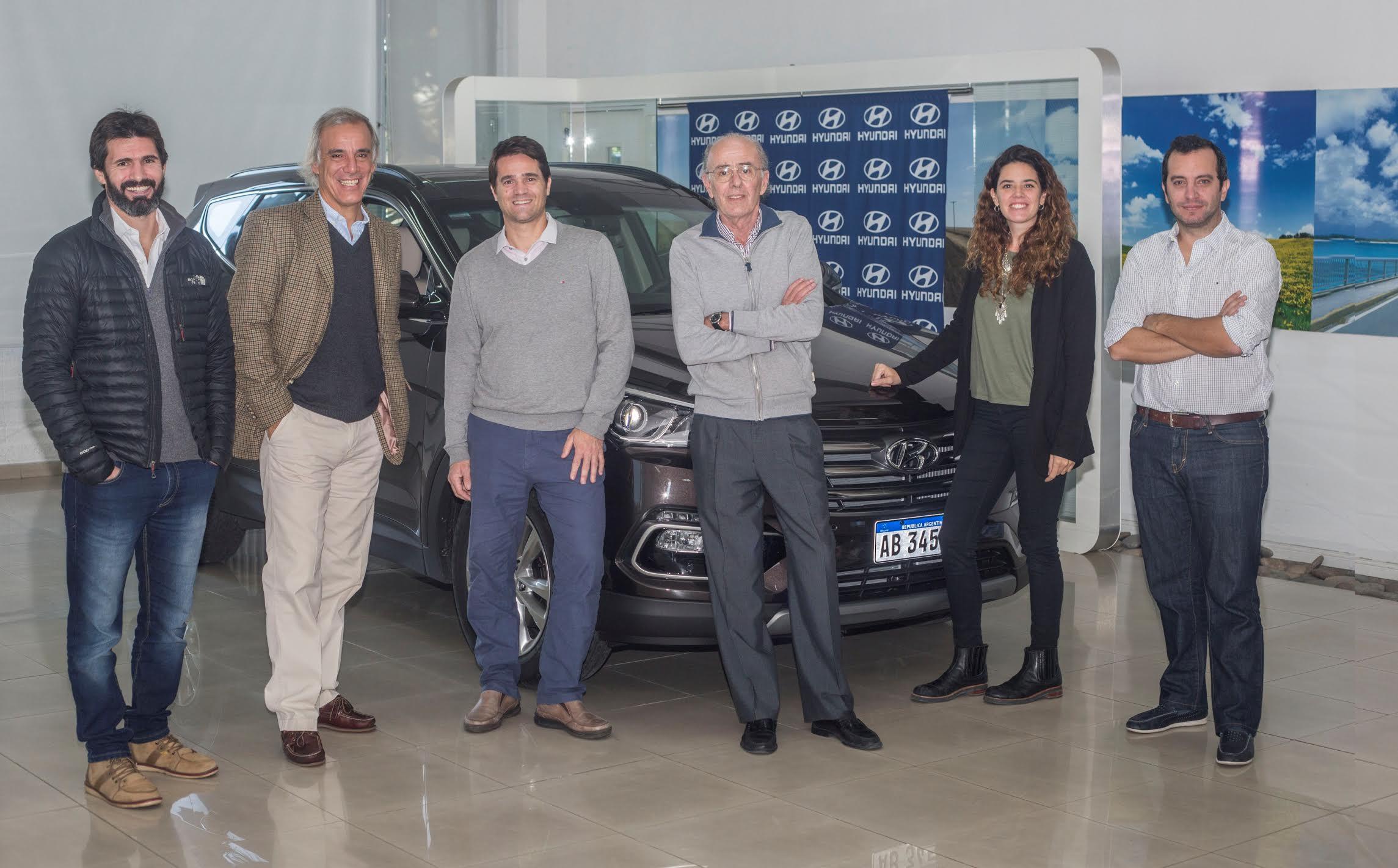 Hyundai Motor Argentina presentó la edición limitada de Santa Fe Chapelco