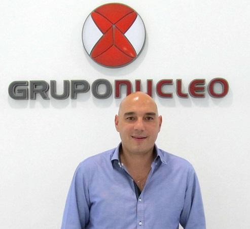 Nuevas oficinas, Centro logístico y Web para Grupo Núcleo