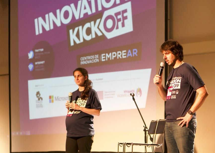 Soluciones innovadoras en el Innovation Kick-Off
