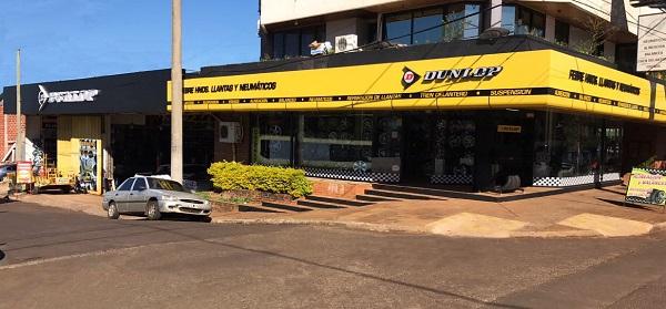 Dunlop Neumáticos expande su red comercial en el país