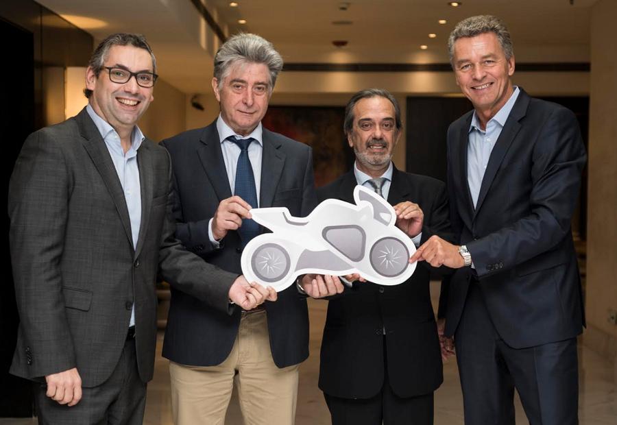 Se realizará el Salón Internacional de la Motocicleta Argentina