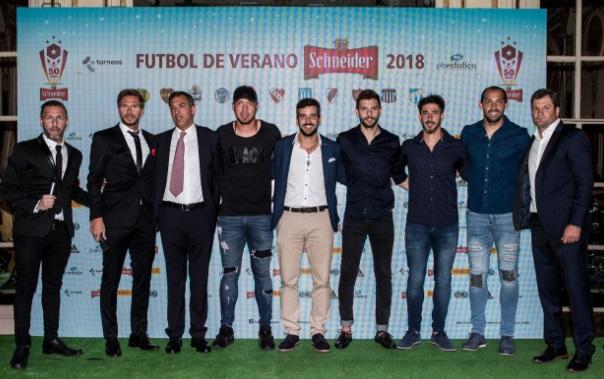 Fútbol de verano Schneider 2018