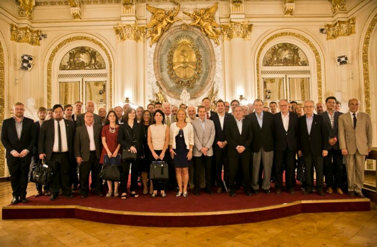 Primera reunión de la Comisión Asesora del Plan Nacional de Ciencia, Tecnología e Innovación