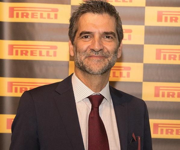 Mauricio Canineo es nombrado CEO de Pirelli Neumáticos Argentina