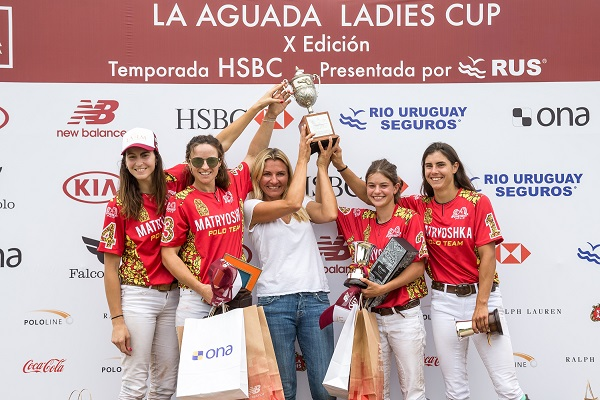 Matryoshka fue el ganador de la X La Aguada Ladies Cup