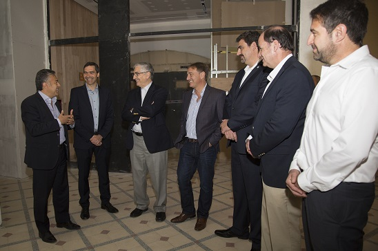 Belatrix inaugura la obra de una nueva sede central en Mendoza