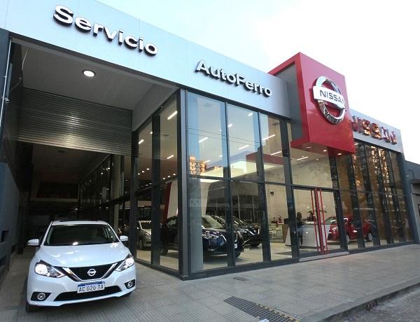Nissan presenta nueva imagen de su red de ventas en Argentina