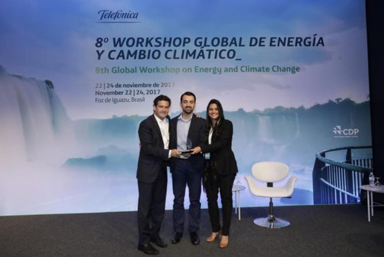 Vertiv y Telefónica anunciaron una asociación global