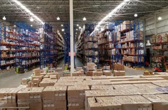 Cruz del Sur incorporó un nuevo depósito en el Mercado Central