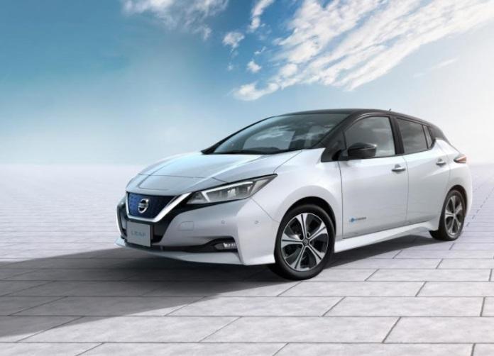 Nissan confirma que el vehículo 100% eléctrico Nissan LEAF llega a la Argentina