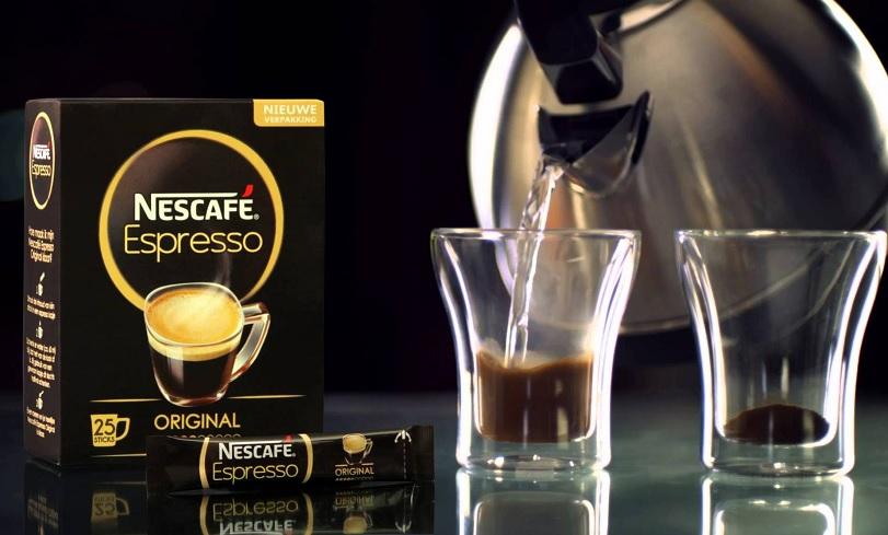 Nescafé ingresa al negocio del café en grano para consumo fuera del hogar