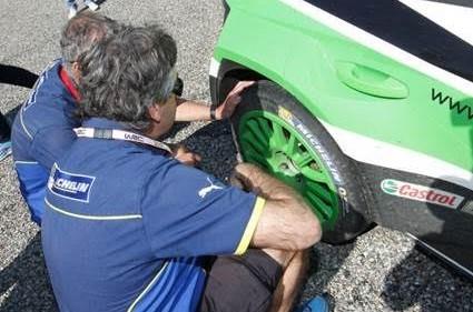 Michelin recorrió córdoba con el Rally Argentina 2017