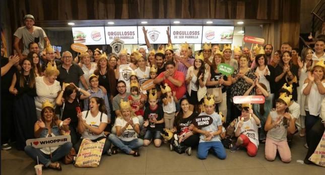 La cruzada de Burger King para unir a una familia argentina