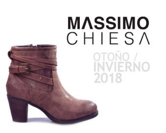 Massimo Chiesa presenta su colección otoño-invierno 2018
