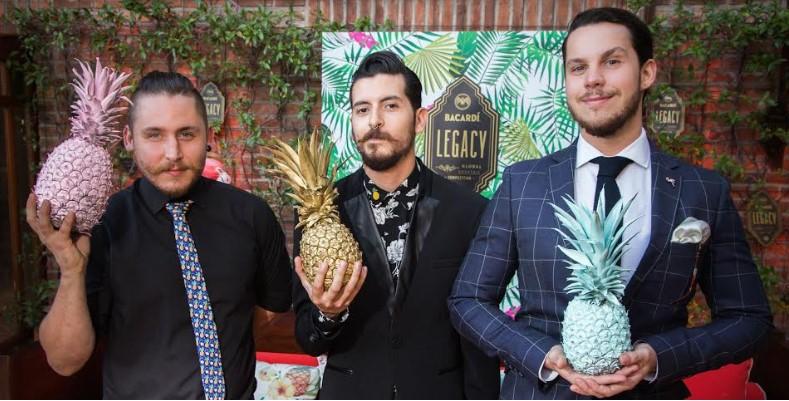 Hay un nuevo ganador del Bacardi Legacy cocktail competition 2017
