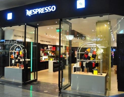Nespresso inaugura una boutique en Alcorta Shopping