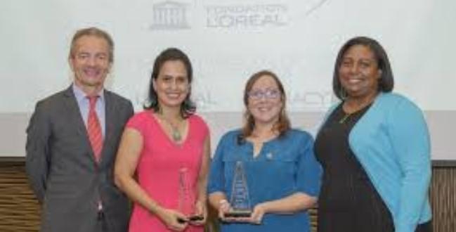 """Se entregaron los premios L'Oréal-Unesco """"Por las mujeres en la ciencia"""""""