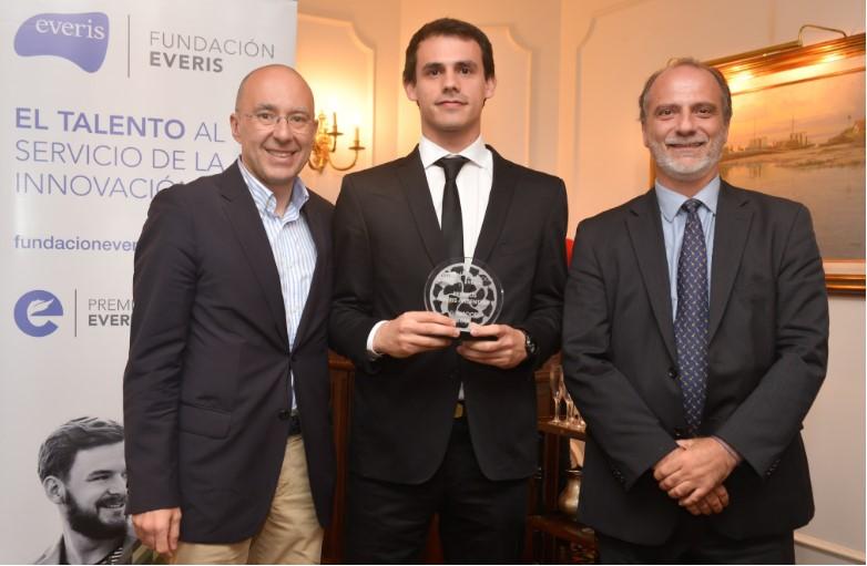EBERS: el emprendimiento argentino que llega a la final de Premios everis 2018