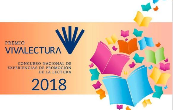 El premio Vivalectura 2018, promoviendo la lectura en todos los rincones del país