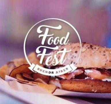 """Food Fest BA: """"Edición otoño-rock nacional"""""""