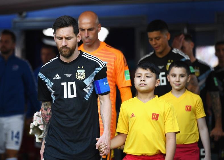 Los once niños de McDonald's cumplieron su sueño en el Mundial Rusia 2018