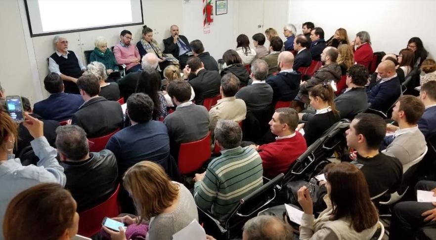 NIC Argentina realizó una de sus charlas debate sobre Protección de Datos Personales