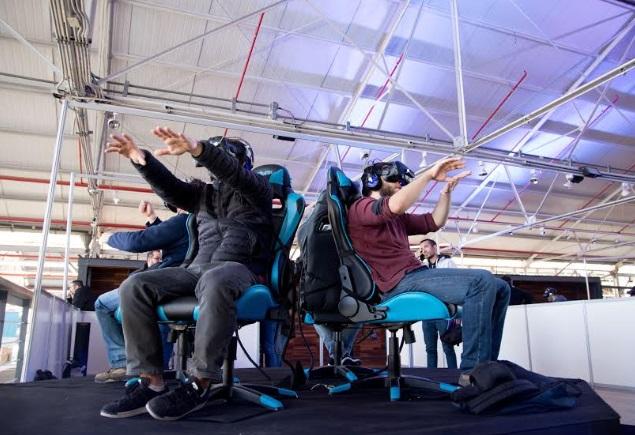 La feria de tecnologías inmersivas Virtuality en Buenos Aires