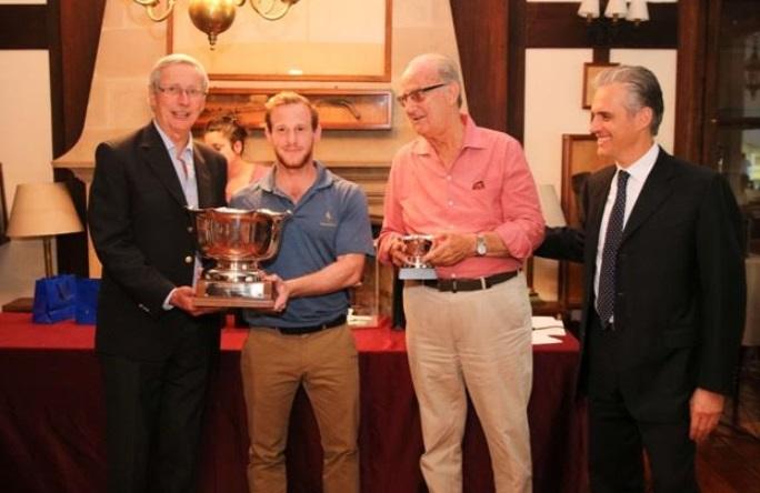 """Se realizó la décima edición del Torneo de Golf solidario del Hospital Alemán """"Copa Roemmers"""""""