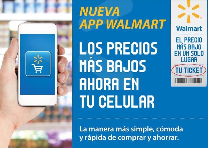 Walmart presenta una nueva app para hacer compras