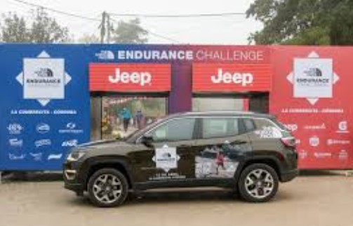 Jeep presente en la The North Face Endurance Challenge 2018