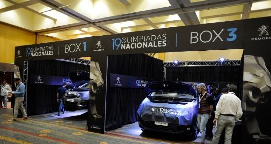 Novena olimpiada nacional de postventa Peugeot Argentina