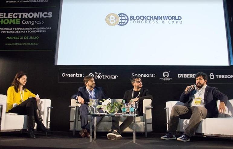 Blockchain World Congress celebró su primera edición en Argentina