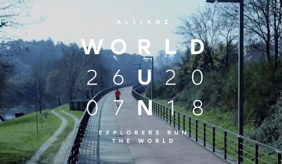 Allianz Argentina presenta la edición 2018 de Allianz World Run