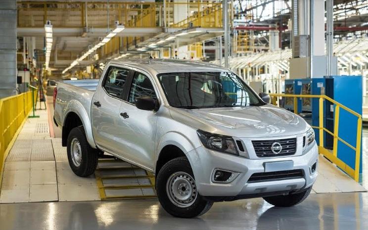 Nissan comienza la producción de la pickup Nissan Frontier en Córdoba