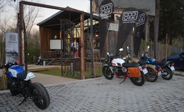 Lanzamiento oficial de la carrera de motos clásicas 800KM Termas GP