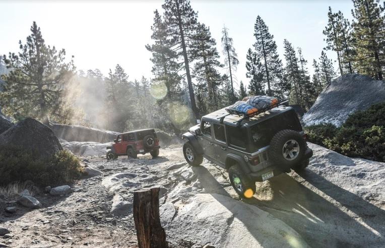 Jeep presenta el Banff Mountain Film Festival World Tour 2018