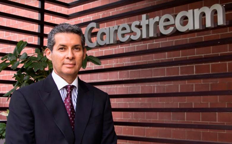 Nuevo presidente para américa latina de  Carestream Health