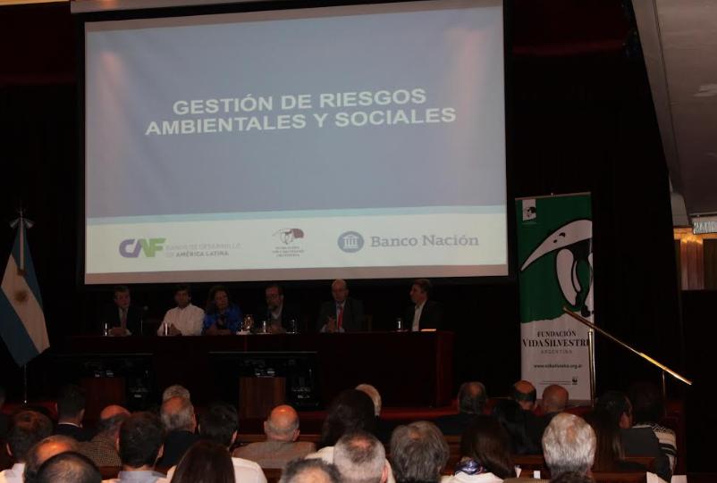 Banco Nación se capacita en finanzas sustentables