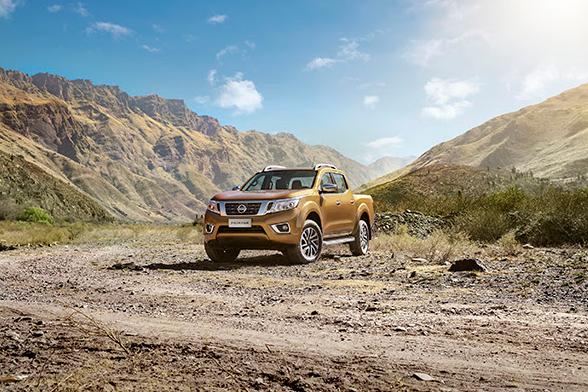 La pickup Frontier de Nissan recorrió km antes del inicio de producción en Córdoba