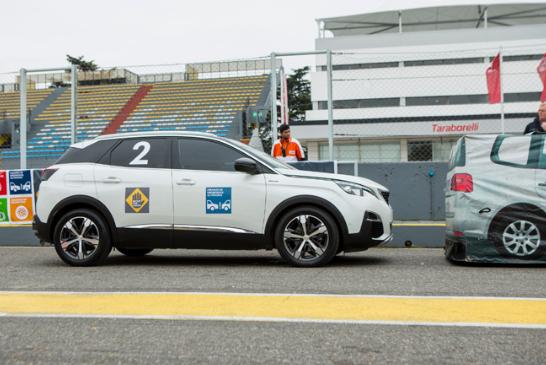 Peugeot 3008 participó de la primera edición de #StopTheCrash en Argentina