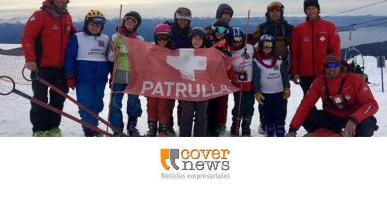 Más de 1500 niños participarán este año del programa Esquí Escolar